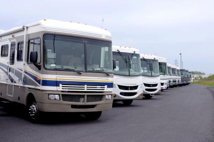 Nya husbilar till salu